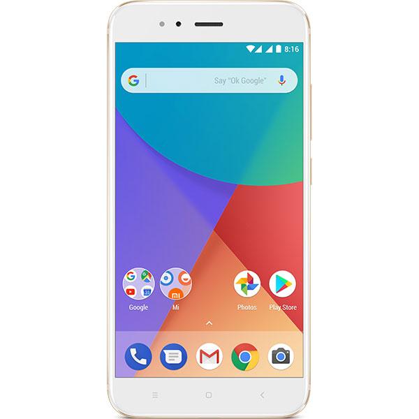 Telefon XIAOMI MI A1, 32GB, 4 GB RAM, Dual SIM, Gold