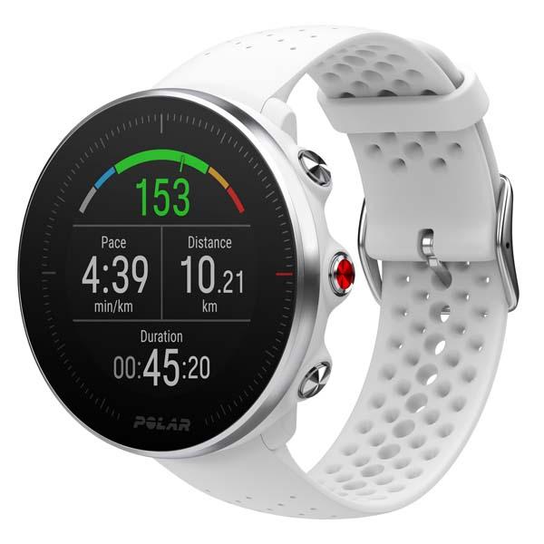 Smartwatch POLAR Vantage M, Android/iOS, silicon, Small, alb