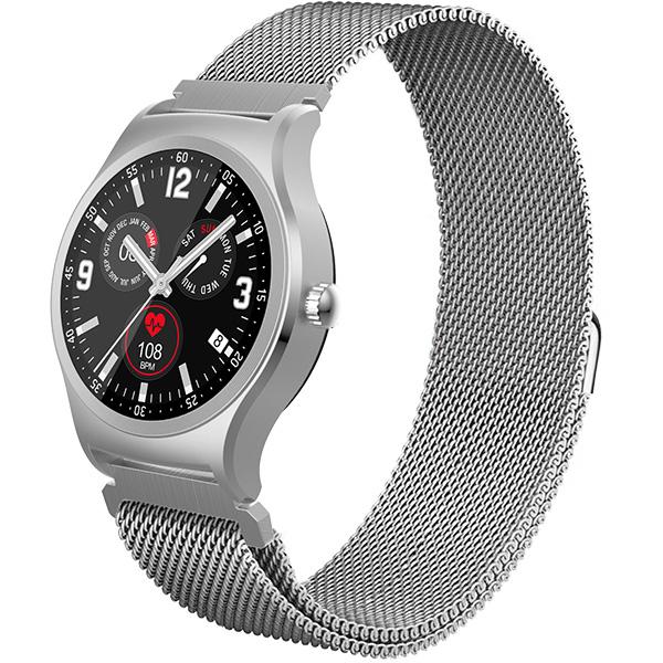 Smartwatch MYRIA Life MY9509, Argintiu