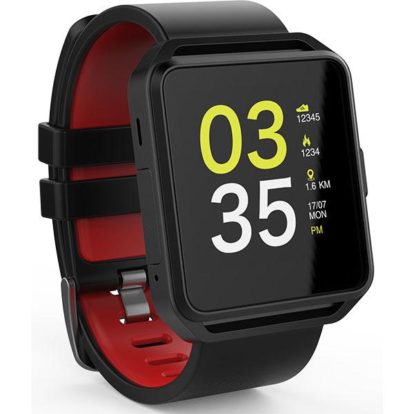 Smartwatch MYRIA MY9513BK, Negru