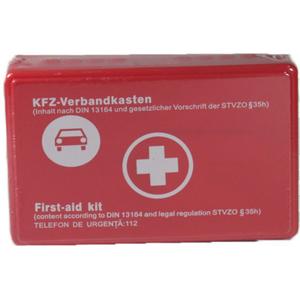 Trusa medicala de prim ajutor CARMAX KFZ SO2043