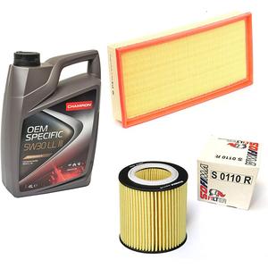 Pachet schimb ulei CHAMPION Opel Corsa D 1.2, 2010-2014, 69-86CP