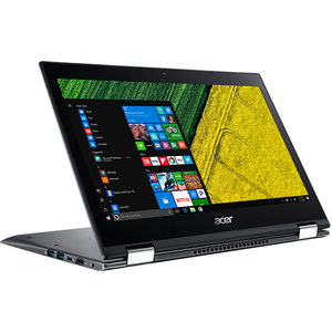 "Laptop 2 in 1 ACER Spin 5 Pro SP513-52NP-83EM, Intel® Core™ i7-8550U pana la 4.0GHz, 13.3"" Full HD Touch, 16GB, SSD 512GB, Intel® UHD Graphics 620, Windows 10 Pro"