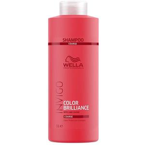 Sampon WELLA Invigo Color Brilliance for Coarse Hair, 1000ml