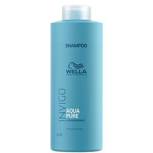 Sampon WELLA Invigo Aqua Pure, 1000ml