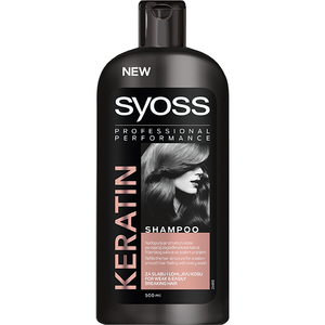 Sampon SYOSS Keratin, 500ml