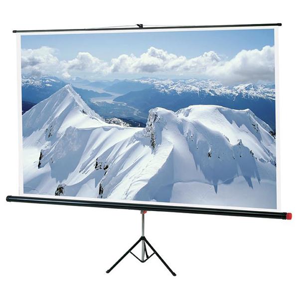 Trepied cu ecran de proiectie SOPAR SP1180, 180 x 180 cm