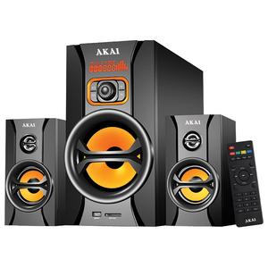Boxe AKAI SS042A-9118, 2.1, 70W, Bluetooth, negru
