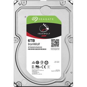 Hard Disk desktop Seagate IronWolf NAS 6TB, 7200RPM, SATA3, 256MB, ST6000VN0033