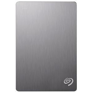 Hard Disk Drive portabil SEAGATE Backup Plus STDR4000900, 4TB, USB 3.0, argintiu
