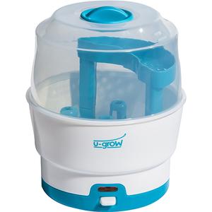 Sterilizator biberoane U-GROW U317-BST, 500W, alb-albastru