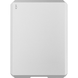 Hard Disk Drive portabil LACIE STHG5000400, 5TB, USB 3.1 Type C, aluminiu
