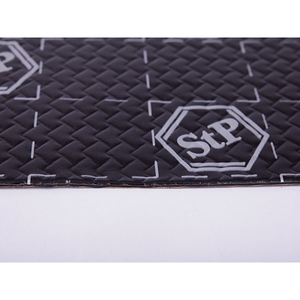 Insonorizant auto STP BLACK SILVER DOOR, 1.8mm, 2mp