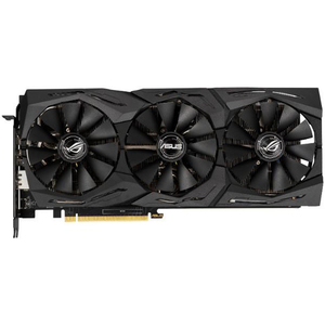 Placa video ASUS NVIDIA GeForce RTX 2060, 6GB GDDR6, 192bit, STRIX-RTX2060-A6G-GAMING