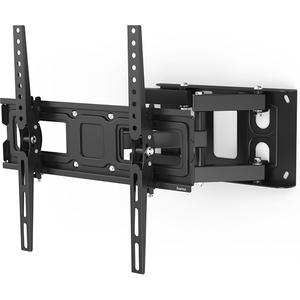 "Suport perete HAMA 118125, 81-165cm, (32""-65""), 40Kg, mobil, negru"