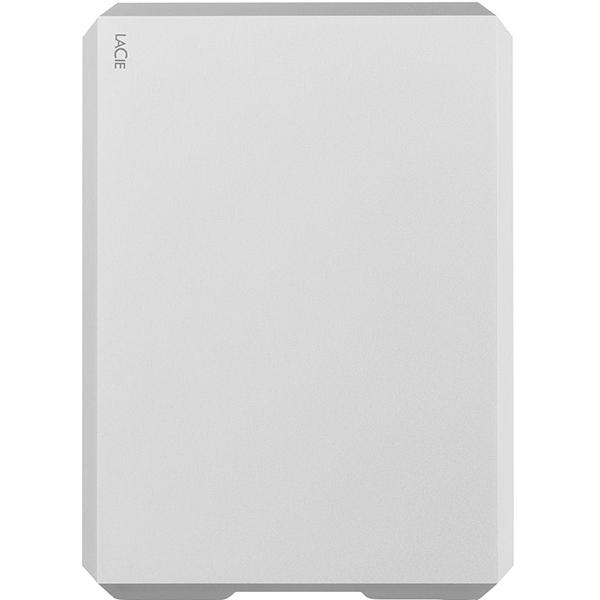 Hard Disk Drive portabil LACIE STHG1000400, 1TB, USB 3.1 Type C, aluminiu