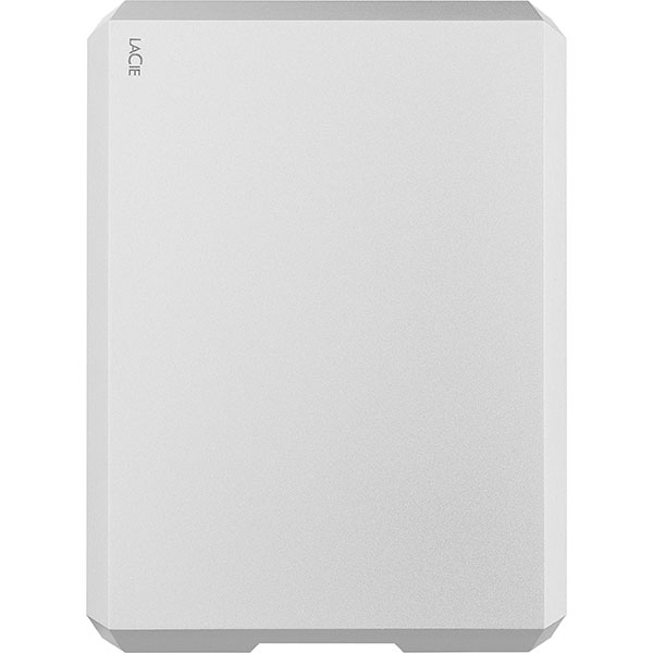Hard Disk Drive portabil LACIE STHG4000400, 4TB, USB 3.1 Type C, aluminiu