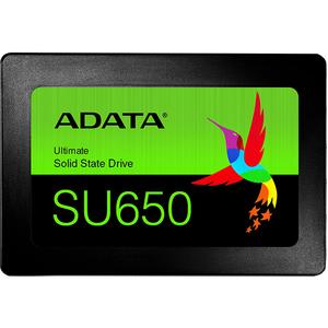 "Solid-State Drive (SSD) ADATA SU650, 240GB, SATA3, 2.5"", ASU650SS-240GT-R"