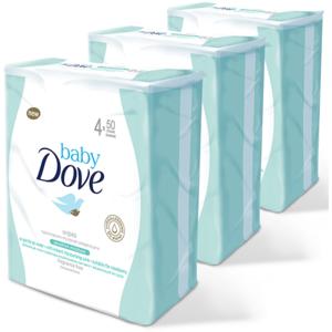 Servetele umede DOVE Baby Sensitive Moisture, 12 pachete, 600 buc
