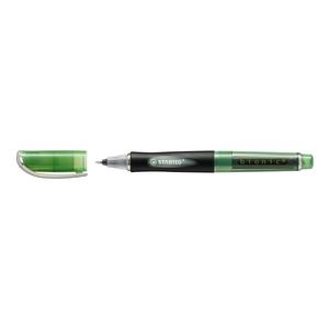 Roller cu cerneala STABILO Bionic, 0.4 mm, verde