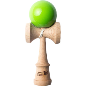 Sweets Kendama: Prime Solid Green