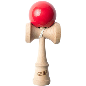 Sweets Kendama: Prime Solid Red