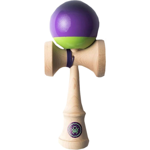 Sweets Kendama: Prime Pro Model Sticky Clear - Matt Sweets