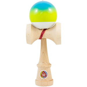 Sweets Kendama: Prime Pro Model Sticky Clear - William Penniman