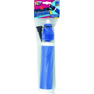 Pompa pentru umflat baloane STYLEX, albastru