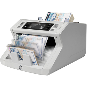 Masina de numarat bancnote SAFESCAN 2210, gri