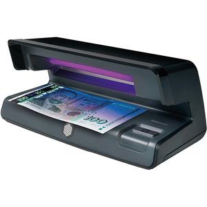 Detector automat de bancnote contrafacute SAFESCAN 50, negru