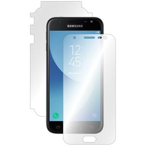Folie protectie pentru Samsung GALAXY J3 (2017), SMART PROTECTION, fullbody, polimer, transparent