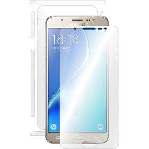 Folie protectie pentru Samsung GALAXY J5 (2016) J510F, SMART PROTECTION, fullbody, polimer, transparent