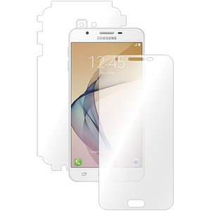Folie protectie pentru Samsung GALAXY J7 PRIME, SMART PROTECTION, fullbody, polimer, transparent