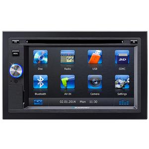 Media receiver BLAUPUNKT SanDiego 530, Bluetooth, Aux-In, SD