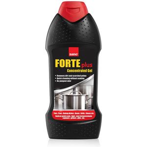 Detergent aragaz/oale SANO Forte Plus Gel, 500ml
