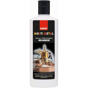 Solutie de curatare multimetal SANO, 330ml