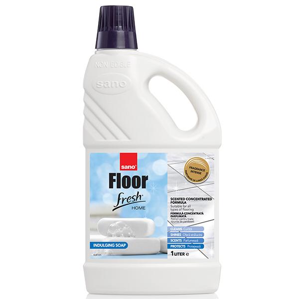 Detergent pardoseli SANO Floor Fresh Home Soap, 1l