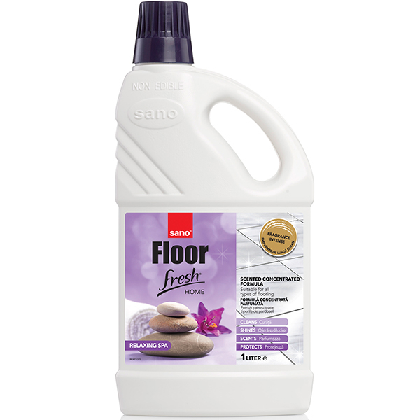 Detergent pardoseli SANO Floor Fresh Home Spa, 1l