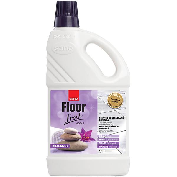 Detergent pardoseli SANO Floor Fresh Home Spa, 2l