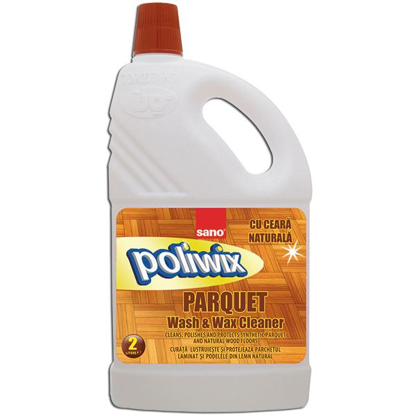Detergent parchet SANO, 2l