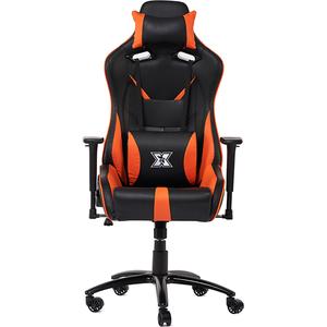 Scaun gaming SERIOUX Kessian, negru-portocaliu