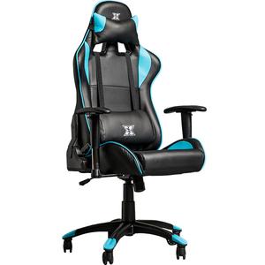 Scaun gaming SERIOUX Torin, negru-albastru