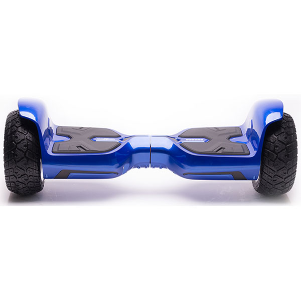 Scooter electric FREEWHEEL Viking, 8.5 inch, viteza 15 km/h, motor 2 x 350W Brushless, albastru