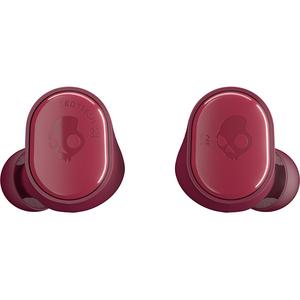 Casti SKULLCANDY Sesh S2TDW-M723, True Wireless Bluetooth, In-Ear, Microfon, rosu