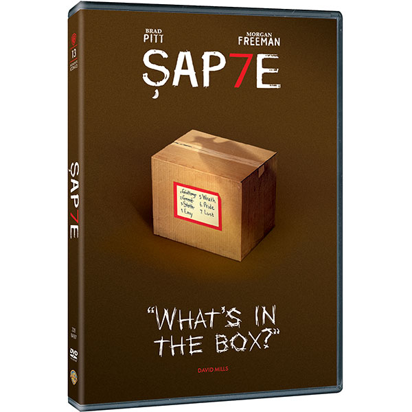 Sap7e DVD Editia Iconica