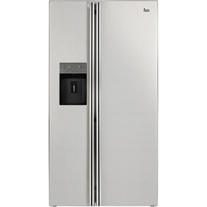 Side-by-Side No Frost TEKA Polar NFE3 650 X, 616 l, 179 cm, A+, inox