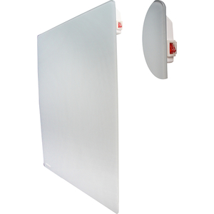 Panou radiant SERRENO SDGPH‐03W, 400W, gri
