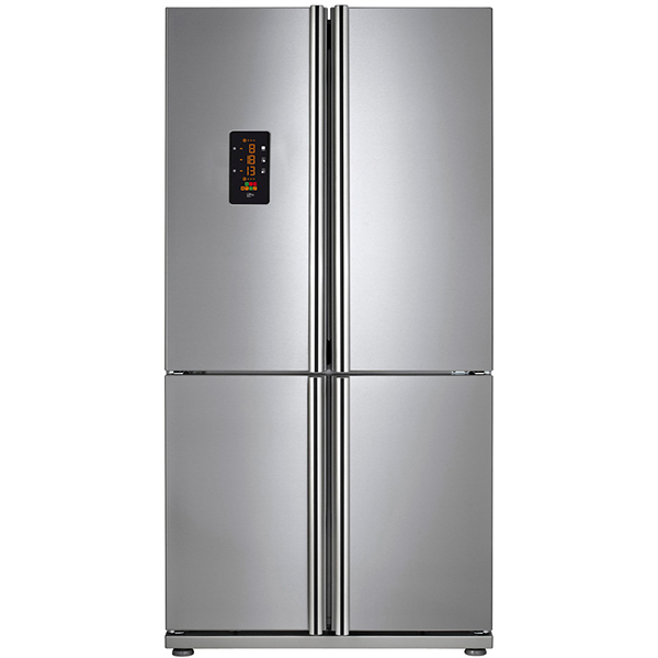 Side-by-Side No Frost TEKA Polar NFE 900 X, 610 l, 182.2 cm, A+, inox