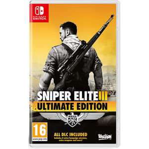 Sniper Elite 3 Ultimate Edition - Nintendo Switch